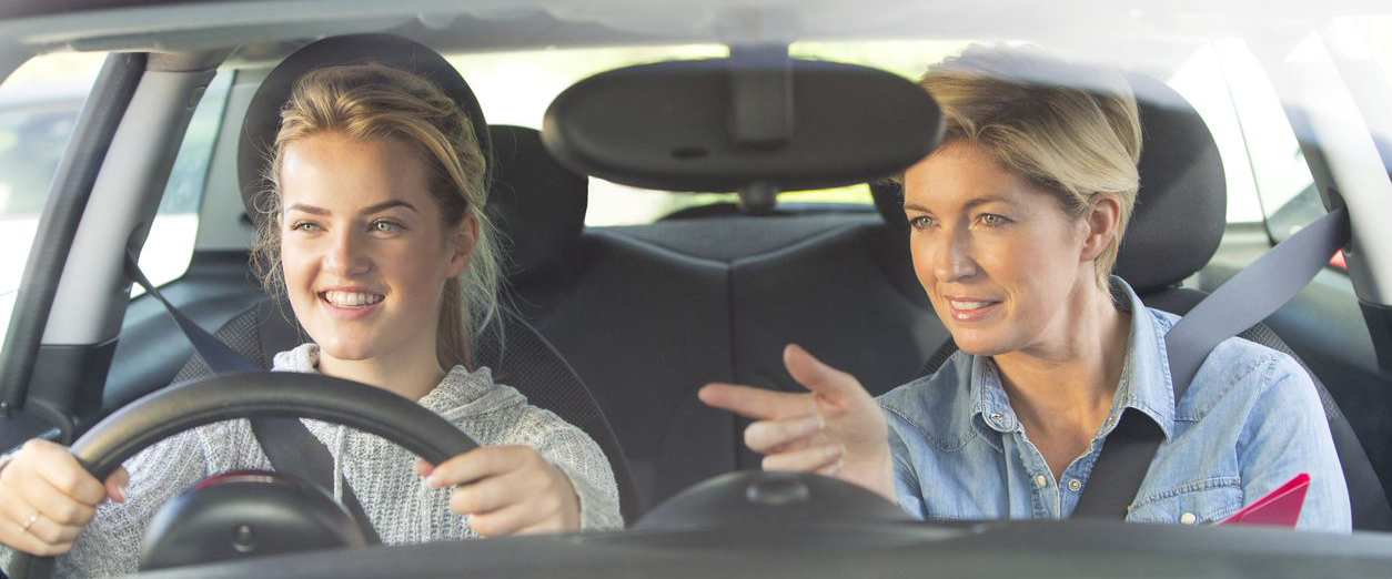 rapport on driving lessons