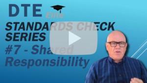 driving instructor standards check shared responsibility