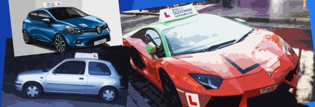 choosing a car driving instructor