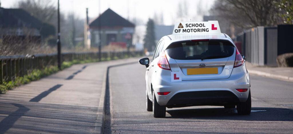 bad driving school