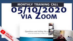 Zoom call 05/10/20