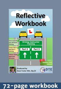 driving instructor training workbook