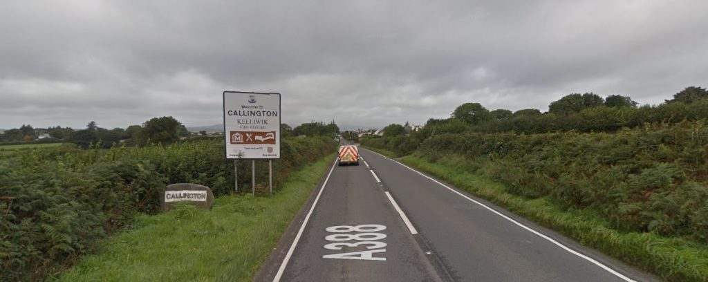 A388 Callington